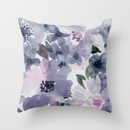 Floral Pattern#6 Throw Pillow