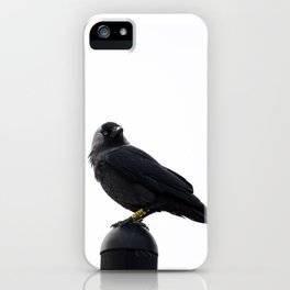 Darling Nevermore iPhone Case
