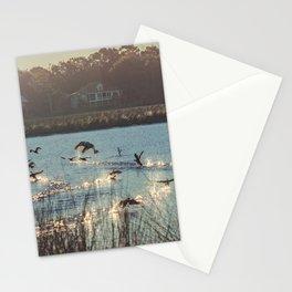 Morning Mayhem Stationery Cards