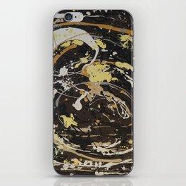 Choas No.1 (2017) - Michael G. Wilson iPhone Skin