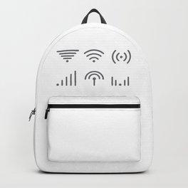 Wifi Signal Backpack