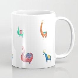 Bovid Friends Coffee Mug