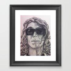 Copperhead Framed Art Print