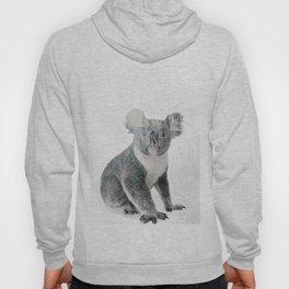 Double Exposure Autumn Koala Hoody