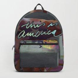 THISISAMERICA Backpack