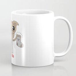Free Elf Coffee Mug