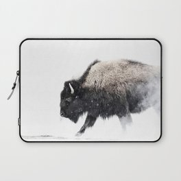 Prancing Buffalo Laptop Sleeve