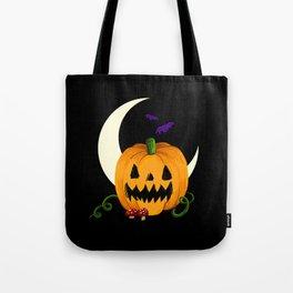 Night of the Jack O'Lantern Tote Bag