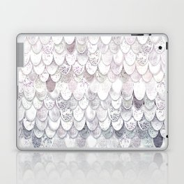 MAGIC MERMAID WHITE Laptop & iPad Skin