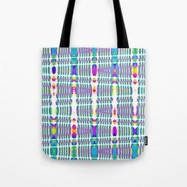 rhombus sky Tote Bag