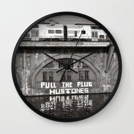 Old Storage of Berlin Wall Clock