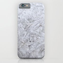 gray 8 iPhone Case