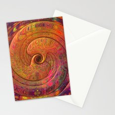 All Consuming Stationery Cards