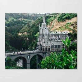 Lajas Sanctuary (Colombia) Canvas Print