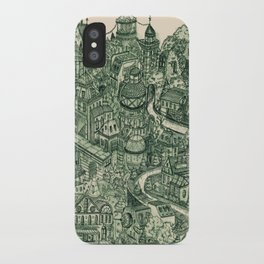 Two Cannels iPhone Case