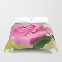 blush Duvet Covers featuring Blush by ThePhotoGuyDarren