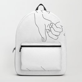 Pinky Promise Backpack