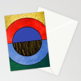 Abstract #114 Stationery Cards