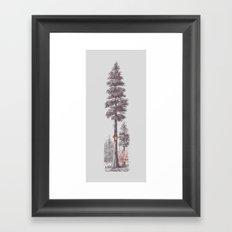 Granny's Hobby Framed Art Print