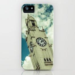 Tour de l'Horloge iPhone Case
