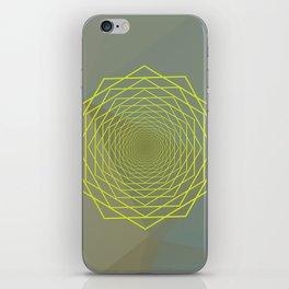 Geometrical 002 iPhone Skin
