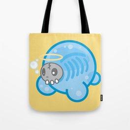 Tamanee Bubble Ghost Tote Bag