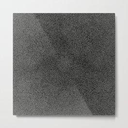 strings, black and white Metal Print