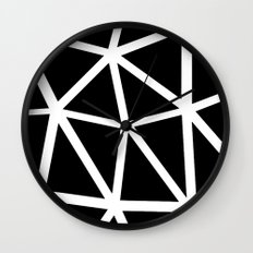 Seg Zoom 3 Wall Clock