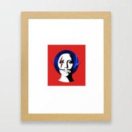I'm every icon  Framed Art Print