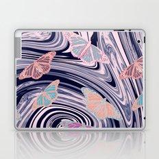 MARBELLOUS BUTTERFLIES Laptop & iPad Skin