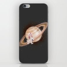 Lost in a Space / Saturnesse iPhone Skin