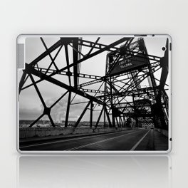 Port of Tacoma 11th St. Bridge Laptop & iPad Skin