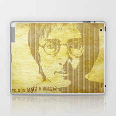 There is a MAGI in Imagine Laptop & iPad Skin