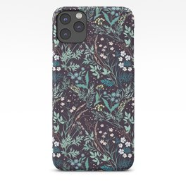 Meadow pattern. iPhone Case