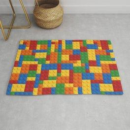 Lego bricks Rug