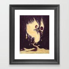 Something To Reach For Framed Art Print