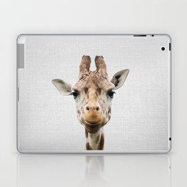 Giraffe - Colorful Laptop & iPad Skin