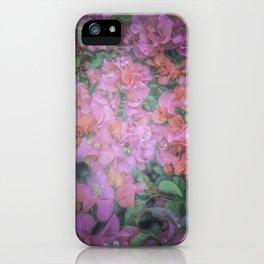Flower Flowers iPhone Case