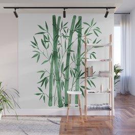 Bamboo 1 Wall Mural