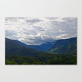 Slovenija 1 Canvas Print