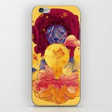 La Lumiere (Yellow) iPhone & iPod Skin