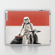 Vespa Troooper Laptop & iPad Skin