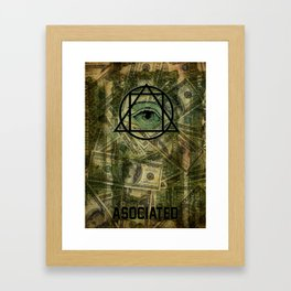 Killuminati Framed Art Print