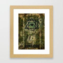 Killuminati Framed Art Print