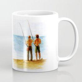 Gone Fishin' Coffee Mug