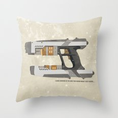 STAR LORD - PETER QUILL Throw Pillow
