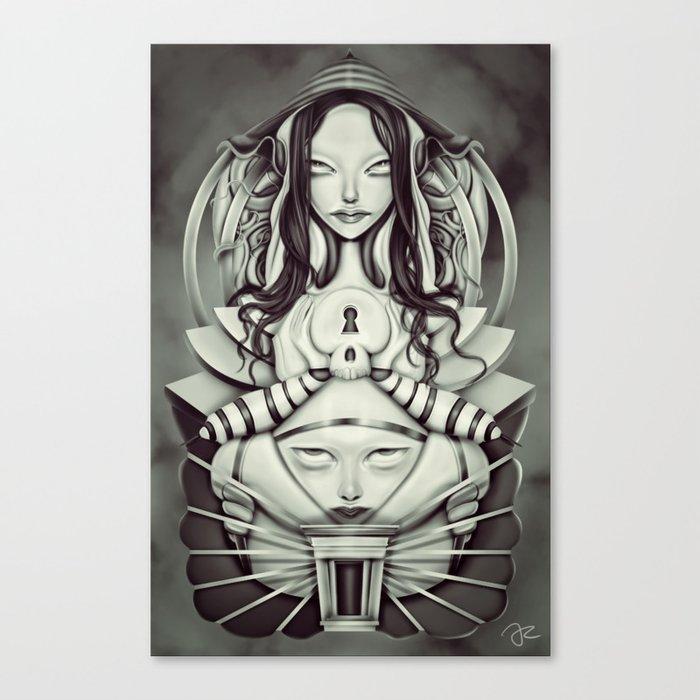 THE KINGDOM Canvas Print
