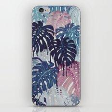 Monstera Melt iPhone & iPod Skin