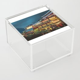 Tea house Juifen Acrylic Box