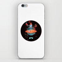 portal iPhone & iPod Skins featuring Portal. by Sobriquet Studio